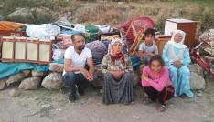 Ağabeyi evden attı, 2 çocuğu ve eşiyle sokakta kaldı