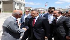 Cumhurbaşkanı Yardımcısı Oktay: Yeni dönemde işler hızlı olacak