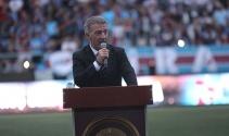 Ahmet Ağaoğlu: 'Dünya 5'ten, Trabzonspor 3'ten büyüktür'