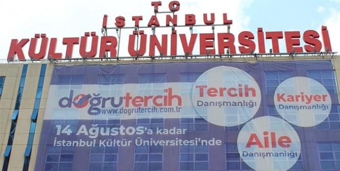 İstanbul Kültür Üniversitesi'nde tercih ve tanıtım günleri başladı