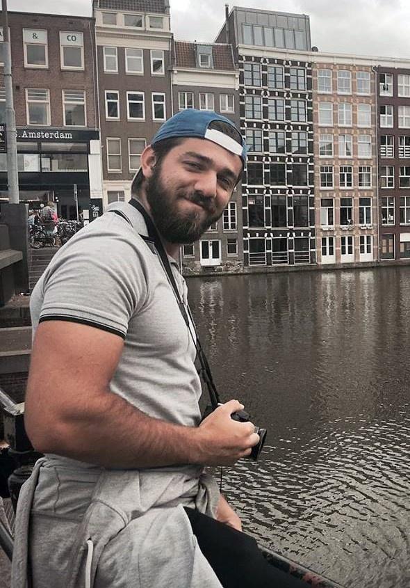 Üniversite öğrencisi genç kamyonetle çarpışarak hayatını kaybetti!