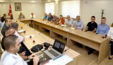 Aksarayda il istihdam ve mesleki eğitim kurulu toplantısı