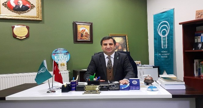 """TDED Erzurum Şube Başkanı Ertaş: """"Mahkemesiz isim ve soyisim değiştirme fırsatını kaçırmayın"""""""