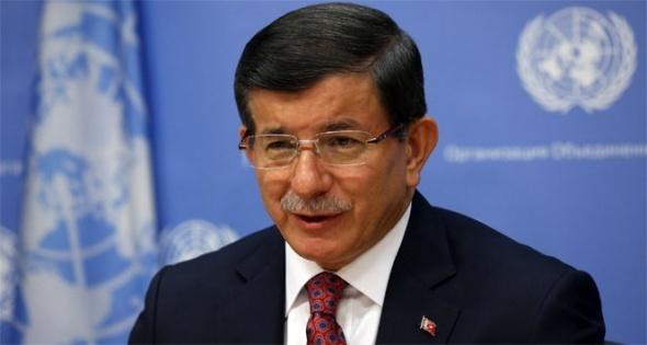 Ahmet Davutoğlu sessizliğini şehidimiz için bozdu!