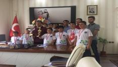 Çıldır Yaz Kuran Kursu Futbol Turnuvası sonuçlandı