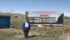 Aydıntepe ilçesine yapılacak olan Entegre Hastanesi inşaatı başlıyor