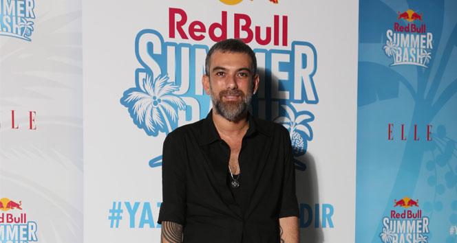 Ünlü isimler Red Bull Summer Bash Partisi'ne katıldı