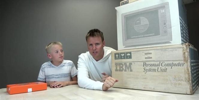 İlk bilgisayarın içinde ne var?