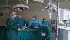 Tuncelide ilk kez kapalı myom alma ameliyatı gerçekleştirildi
