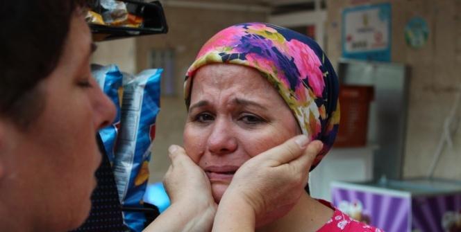 Antalya'da marketçiyi ağlatan gasp