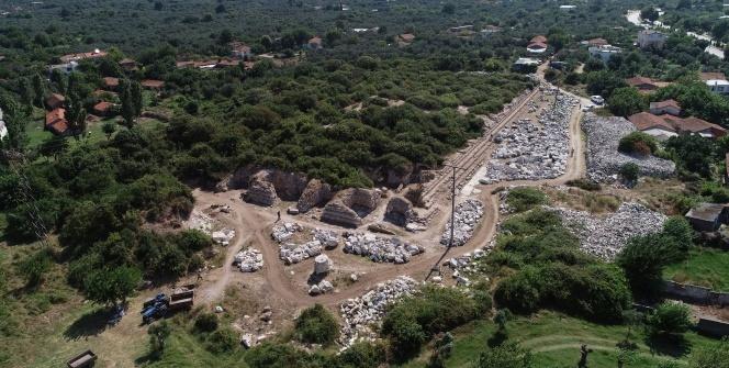 Kazı çalışmalarında gün yüzüne çıkarıldı! UNESCO Dünya Mirası Listesi'ne aday