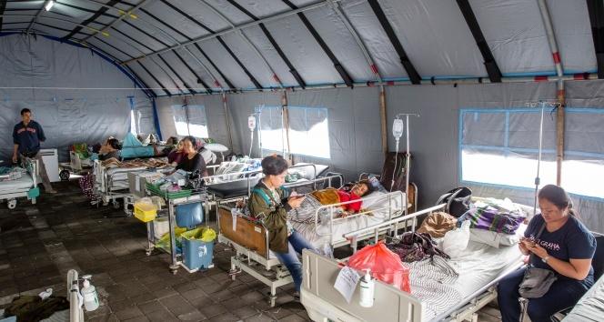 Endonezyadaki depremde ölü sayısı 91e yükseldi