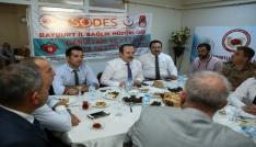 Vali Pehlivan Hasta ve Yaşlı Bakım Projesi kapanış etkinliğine katıldı