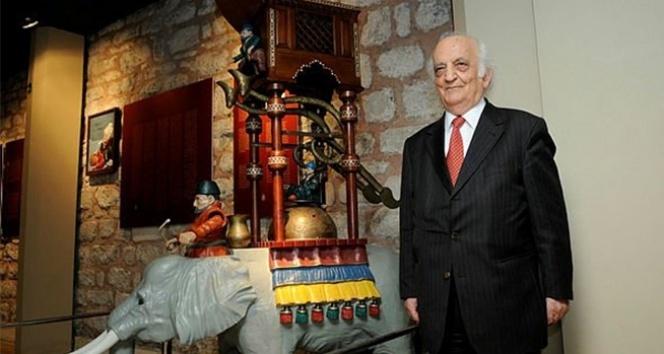 Prof. Dr. Fuat Sezgin'in adı ölümsüzleştirildi