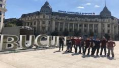 İMKB öğrencileri Romanyadan döndü