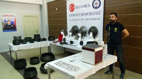İstanbul'da ele geçirildi: Paha biçilemiyor
