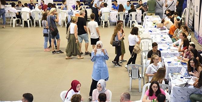 Marmara Üniversitesi tercih günleri başladı
