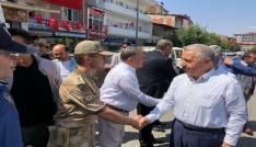 Ahmet Arslan baba ocağı Kağızmanda