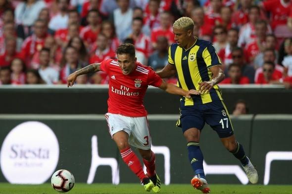 ÖZET İZLE  Benfica - Fenerbahçe maçı özet izle goller İzle  Benfica -FB maçı ÖZET