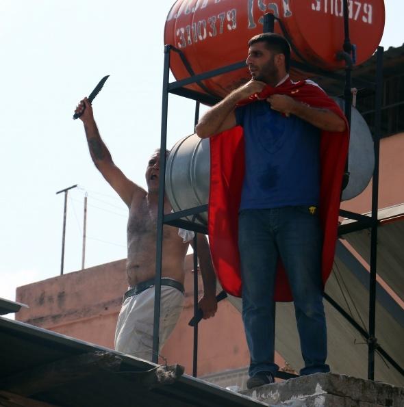 Yer: Adana! Pompalı tüfekle terör estirdiler