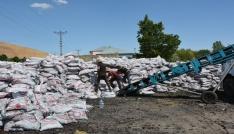 Patnosta dar gelirli ailelere yönelik kömür yardımı
