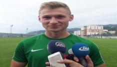 Jakub Brabec: Bir an önce lige başlamak istiyoruz