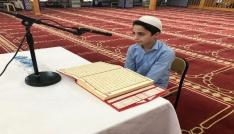 Yaz Kuran kursu öğrencileri bilgide yarıştı