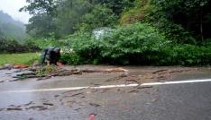Belediye anonslar yapılarak uyarıyor; sel ve taşkına dikkat