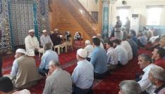 Hacı adayları için Kuran-ı Kerim ziyafeti