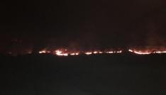 Çukurcadaki orman yangını kontrol altına alındı