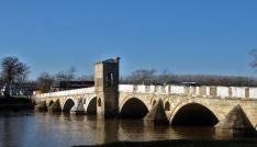 Meriç Tunca Köprülerinde onarım başlıyor