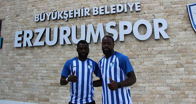B.B. Erzurumspor'da çifte transfer