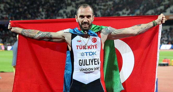 Son dakika... Ramil Guliyev, Avrupa Atletizm Şampiyonası'nda tarih yazdı