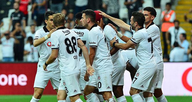 ÖZET İZLE: Beşiktaş 1-0 LASK Linz Maç Özeti ve Golleri İzle | BJK LASK Linz Kaç Kaç Bitti?