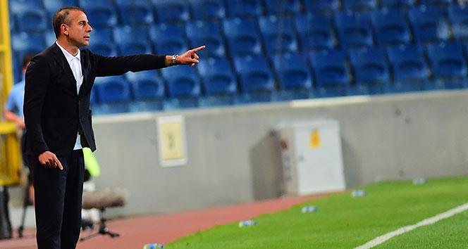 Abdullah Avcı: 'Oyun olarak rakipten daha avantajlıyız'