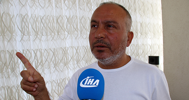Ecevit'e yazar kasa fırlatan vatandaştan hükümete destek