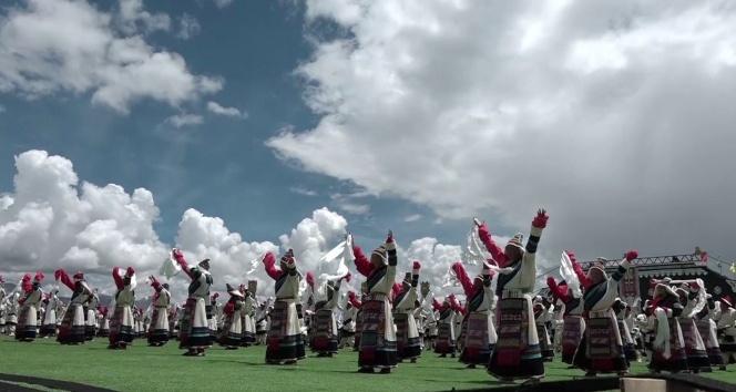 Dragjiren At Yarışı Festivali Tibette başladı