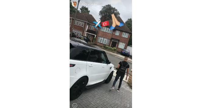 Slimani, Fenerbahçe için yola çıkıyor