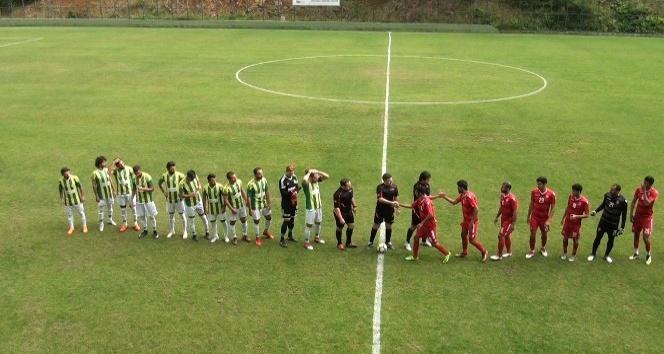 Osmaniyespor, ilk hazırlık maçında göz doldurdu