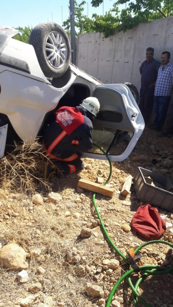 Malatya'da feci kaza! Çok sayıda yaralı var