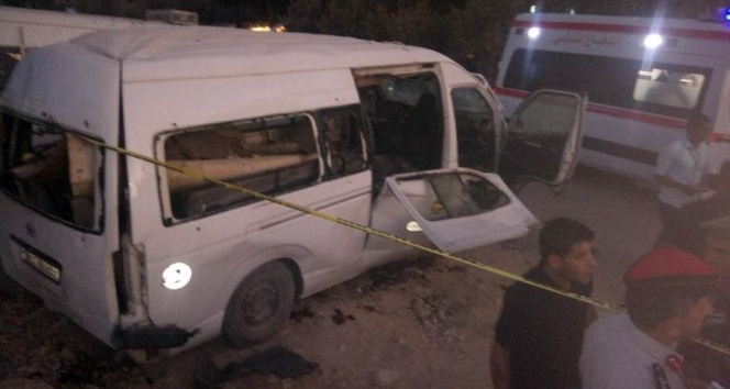 Ürdünde bomba patladı: 1 ölü, 6 yaralı