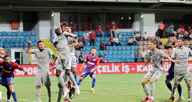 Adana Demirspor, galibiyetle başladı