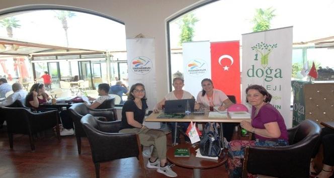 İskenderun'da üniversite adaylarına ücretsiz rehberlik hizmeti verildi