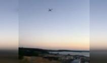 Seattle havaalanından çalınan yolcusuz uçak düştü
