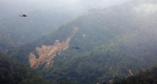 Japonya'da helikopter düştü: 9 ölü