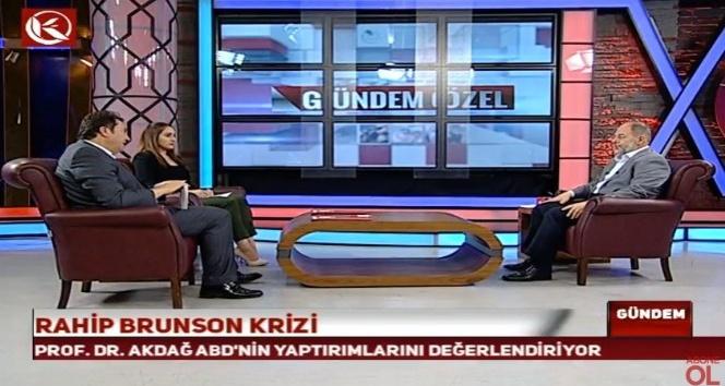 "AK Parti Erzurum Milletvekili Akdağ, ""Dolarda ki dalgalanma bir dünya meselesi"""