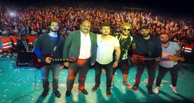 Ilıca'da festival coşkusu