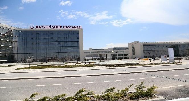 Kayseri Şehir Hastanesi kaliteli sağlık hizmeti ve konforu ile göz dolduruyor