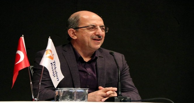 25. Dönem AK Parti Kayseri Milletvekili Kemal Tekden: