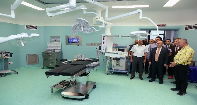 Eskişehir Şehir Hastanesi gün sayıyor